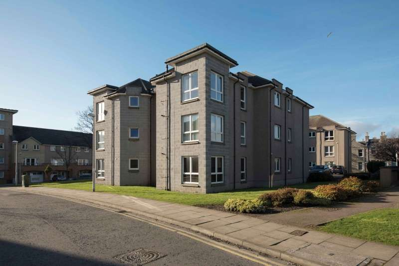 2 Bedrooms Flat for sale in Frater Place, Aberdeen, Aberdeenshire, AB24 5DG