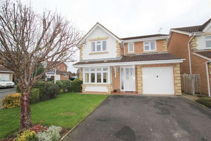4 Bedrooms Detached House for sale in Bryden Close, Northallerton, North Yorkshire