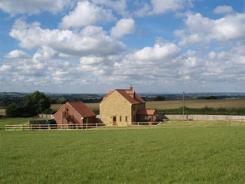 5 Bedrooms Detached House for sale in Adber, Dorset, DT9