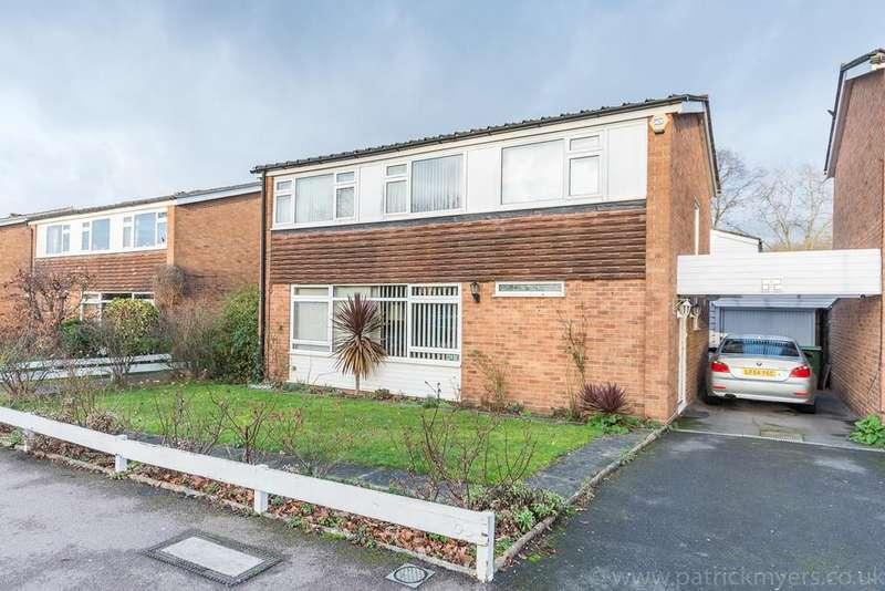 4 Bedrooms Detached House for sale in Alleyn Park,