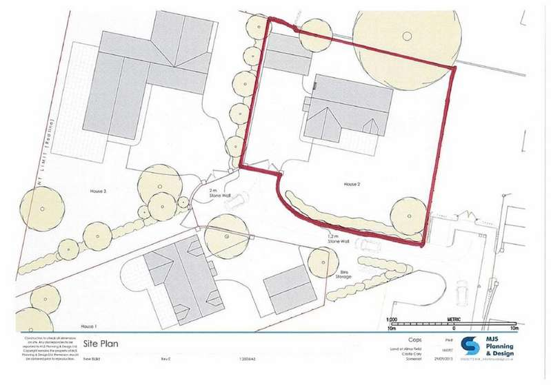 4 Bedrooms Residential Development Commercial for sale in Alma Field, Castle Cary, Somerset, BA7
