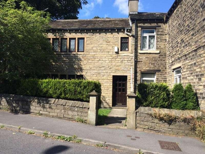 2 Bedrooms End Of Terrace House for sale in Longwood Road, Paddock, Huddersfield, HD3 4EZ