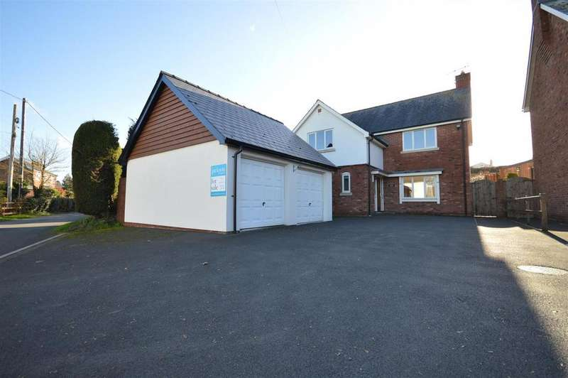 4 Bedrooms Detached House for sale in Swainshill, Hereford