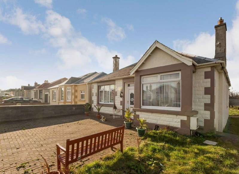 3 Bedrooms Detached Bungalow for sale in 63 Christiemiller Avenue, Craigentinny, EH7 6TA