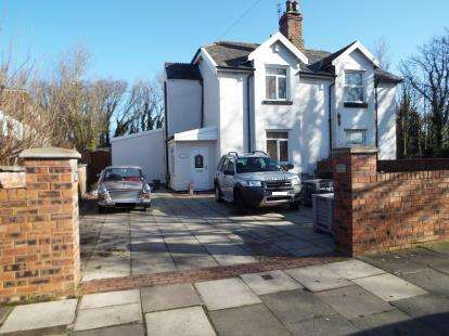 3 Bedrooms Semi Detached House for sale in Lower Alt Road, Hightown, Liverpool, Merseyside, L38