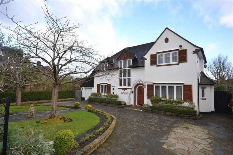 4 Bedrooms Detached House for sale in Oakleigh Avenue, Whetstone, London