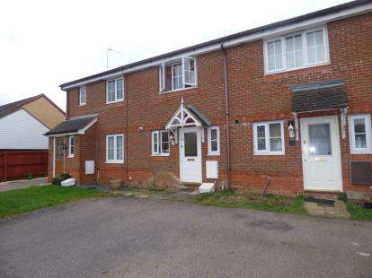 2 Bedrooms Terraced House for sale in Ferndale, Yaxley, Peterborough, Cambridgeshire