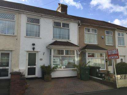 3 Bedrooms Terraced House for sale in Charminster Road, Fishponds, Bristol