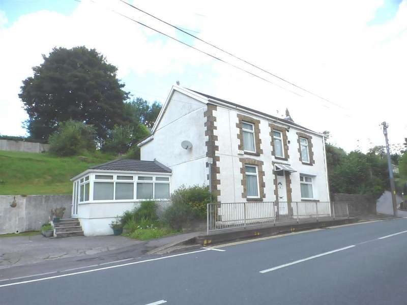 4 Bedrooms House for sale in Swansea Road, Pontardawe, Swansea