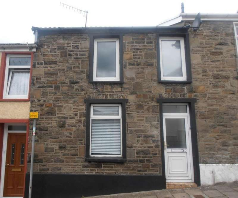 2 Bedrooms Terraced House for sale in Jenkin Street, Aberdare
