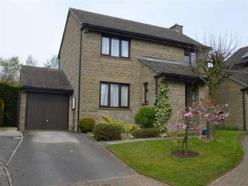 3 Bedrooms Detached House for sale in Gower Road, Richmond, North Yorkshire