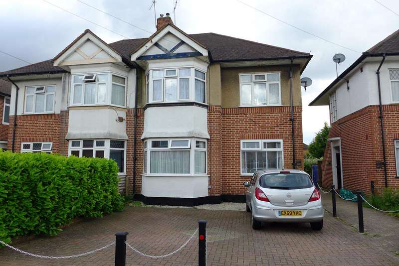 2 Bedrooms Flat for sale in Amesbury Road, Hanworth