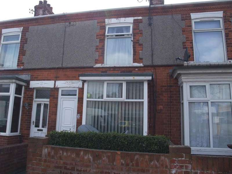 3 Bedrooms Terraced House for sale in Neptune Street, Cleethorpes