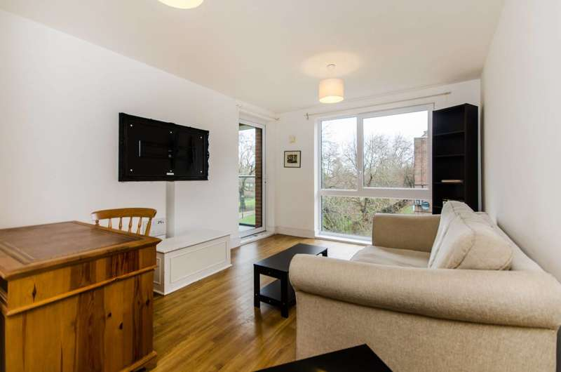 1 Bedroom Flat for sale in McMillan Street, Deptford, SE8