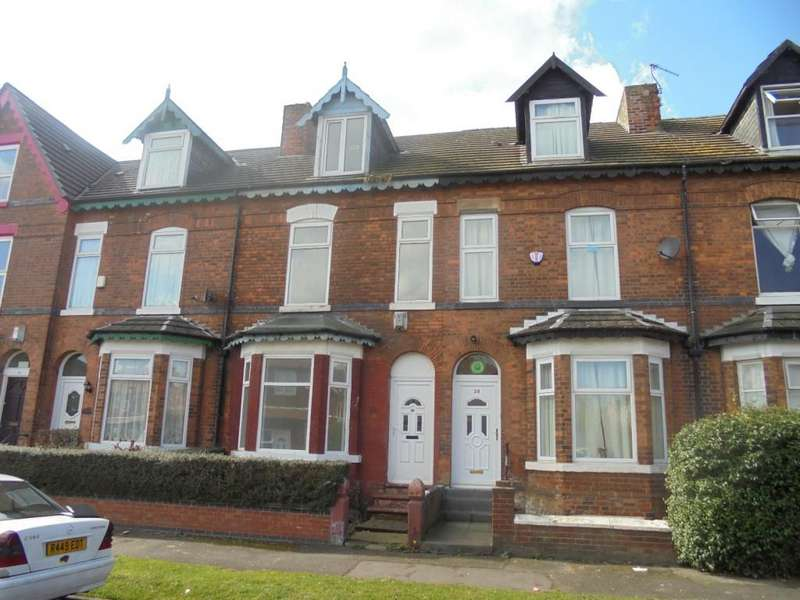 4 Bedrooms Terraced House for sale in Longford Place, Manchester, M14