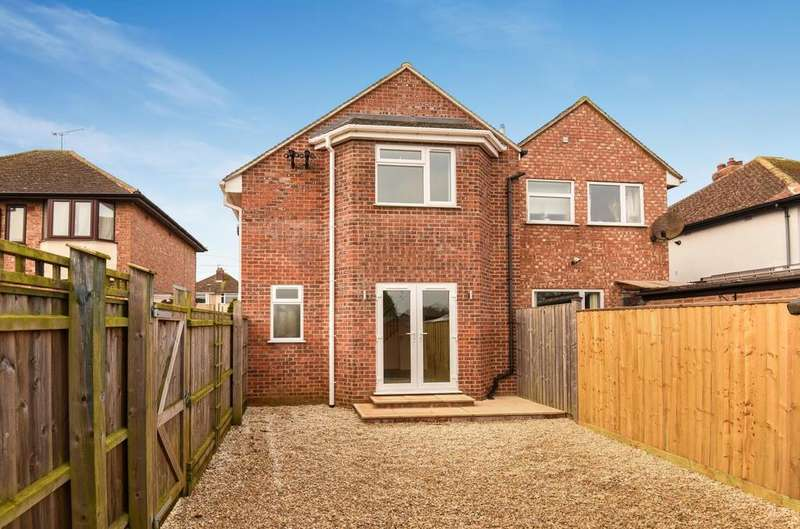 1 Bedroom End Of Terrace House for sale in Burdell Avenue, Headington, Oxford