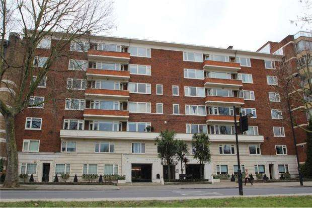 5 Bedrooms Apartment Flat for sale in Bentinck Close Prince Albert Road, St John's Wood, NW8