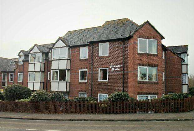 1 Bedroom Flat for sale in Exeter Road, EXMOUTH