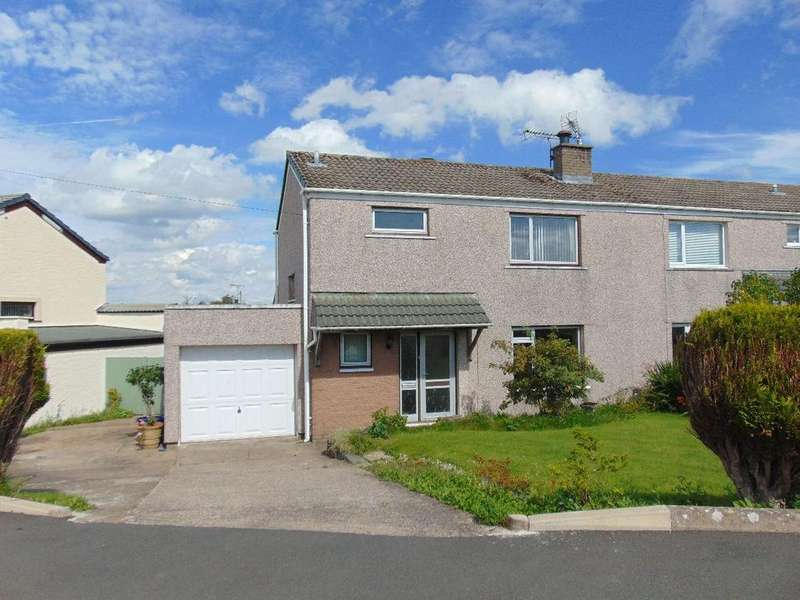 3 Bedrooms Semi Detached House for sale in 55 Towers Lane, Cockermouth, CA13 9EE