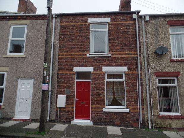 2 Bedrooms Terraced House for sale in SECOND STREET, BLACKHALL, PETERLEE AREA VILLAGES