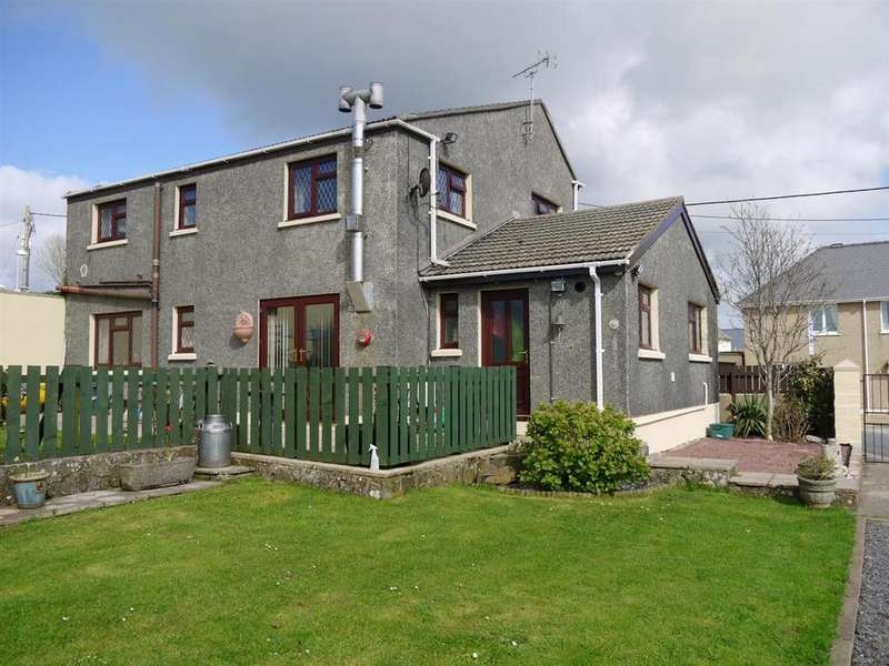 3 Bedrooms Detached House for sale in Ferry Road, Pennar, Pembroke Dock