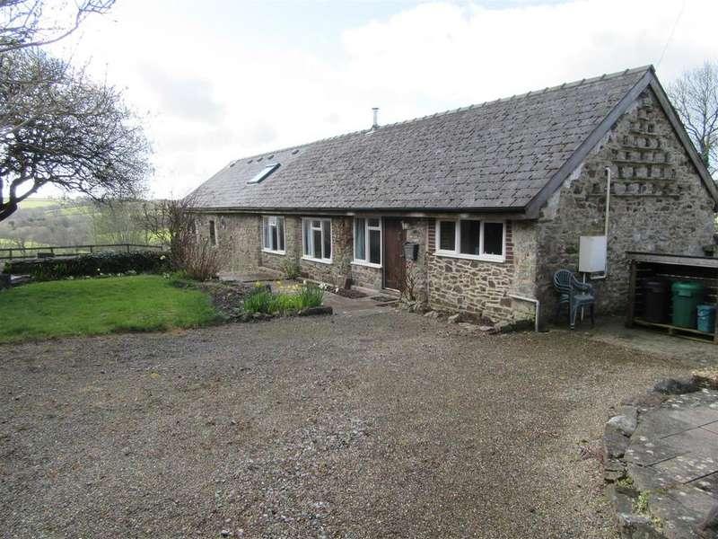 2 Bedrooms Cottage House for sale in Cosheston, Pembroke Dock