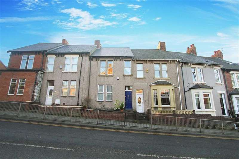 3 Bedrooms Terraced House for sale in Station Road, Wallsend