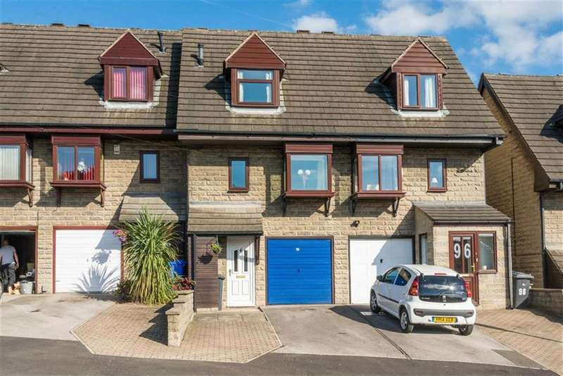 2 Bedrooms Town House for sale in Fox Hill Road, Fox Hill, Sheffield, S6