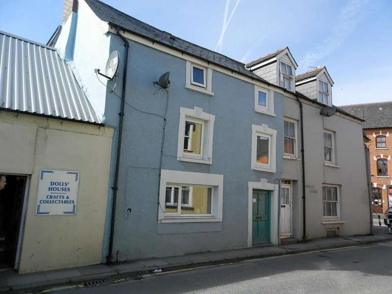 4 Bedrooms Terraced House for sale in Cardigan