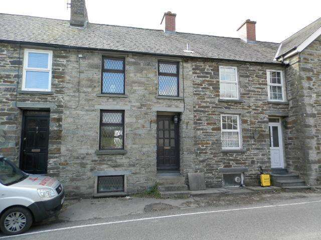 2 Bedrooms Terraced House for sale in Llechryd, Cardigan