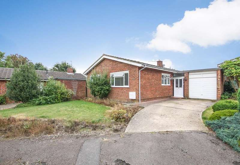 3 Bedrooms Detached Bungalow for sale in Church View Avenue, Shillington, Hitchin, SG5