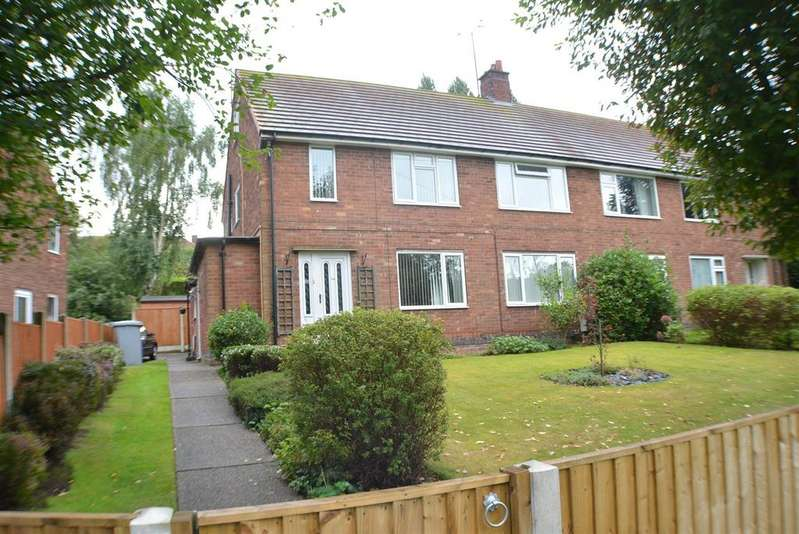 2 Bedrooms Maisonette Flat for sale in Dale Lane, Blidworth