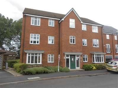 2 Bedrooms Flat for sale in Water Reed Grove, Waterside Walk, Walsall
