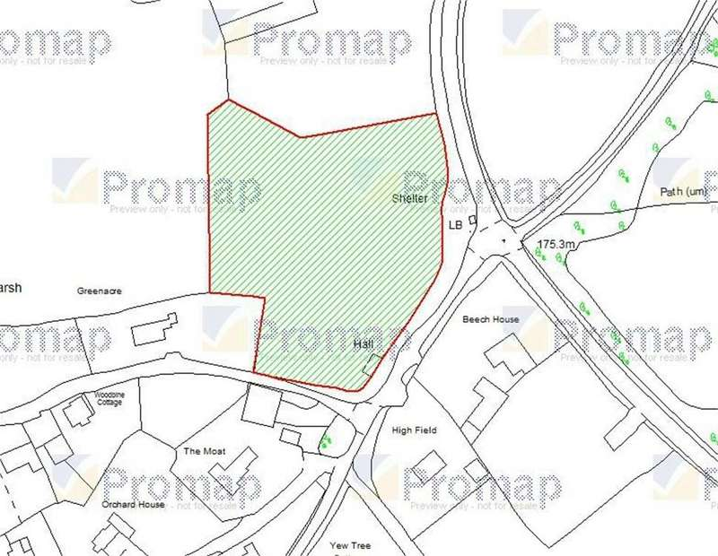 Land Commercial for sale in Kington, Herefordshire