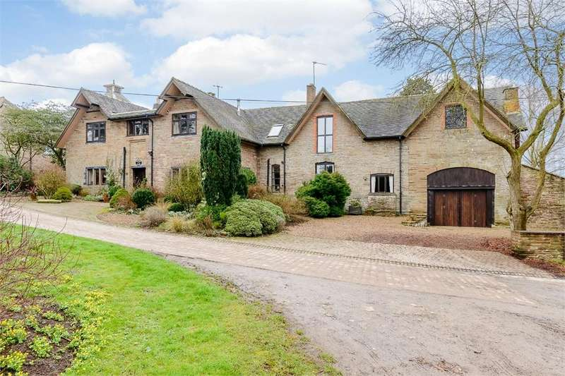 5 Bedrooms Detached House for sale in Buckenhill, Bromyard, Herefordshire
