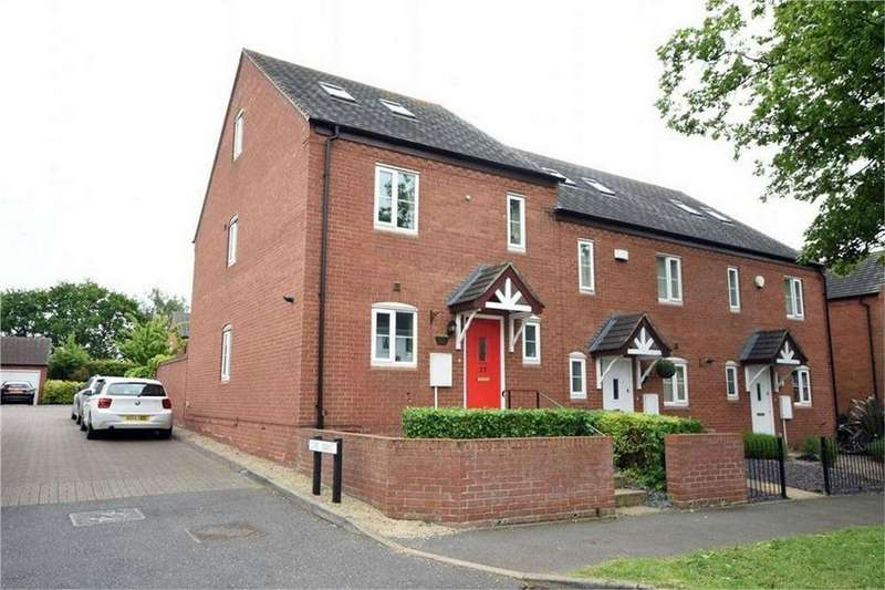 4 Bedrooms End Of Terrace House for sale in Burton Old Road, Streethay, Lichfield, Staffordshire