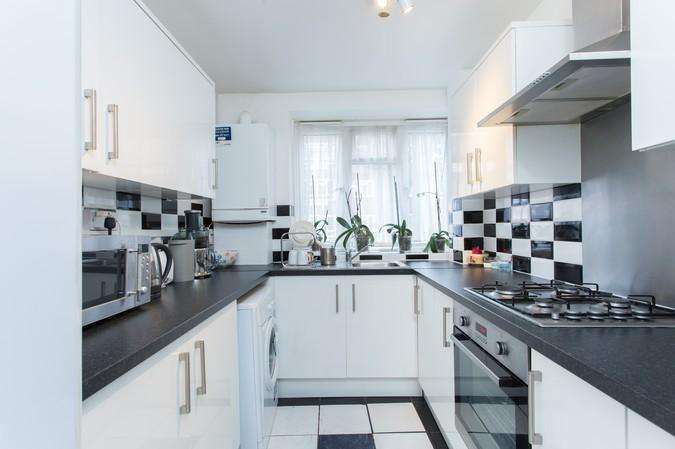2 Bedrooms Flat for sale in Beech Avenue, Acton