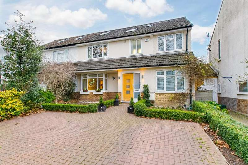 4 Bedrooms House for sale in Spencer Road, Chiswick W4