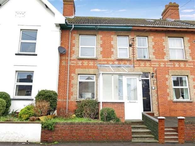 3 Bedrooms Terraced House for sale in Burcott Road, Wells