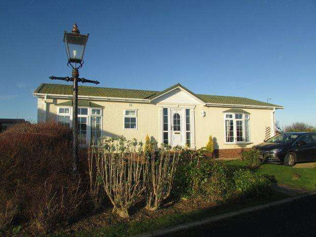 2 Bedrooms Detached Bungalow for sale in SEA VIEW, CLAVERING, HARTLEPOOL