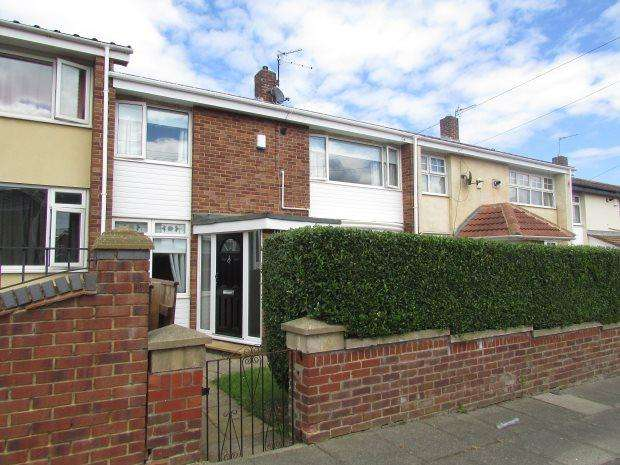 3 Bedrooms Terraced House for sale in LONGFELLOW WALK, BRIERTON, HARTLEPOOL