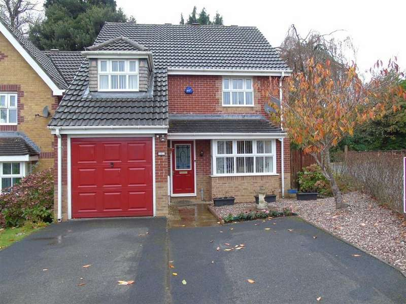 4 Bedrooms Detached House for sale in Maes Ty Gwyn, Llangennech, Llanelli