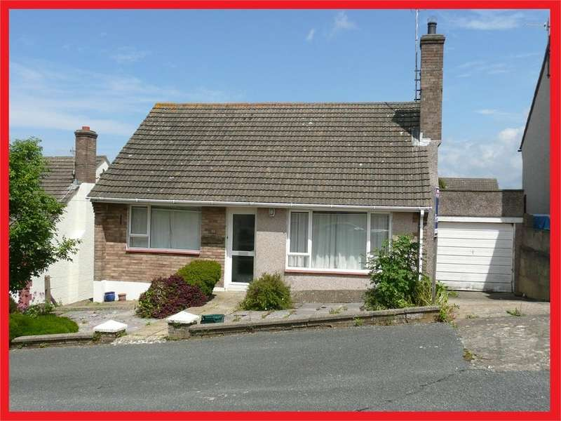 2 Bedrooms Detached Bungalow for sale in Swn-y-Mor, 23 Feidr Dylan, Pen-yr-Aber, Fishguard, Pembs