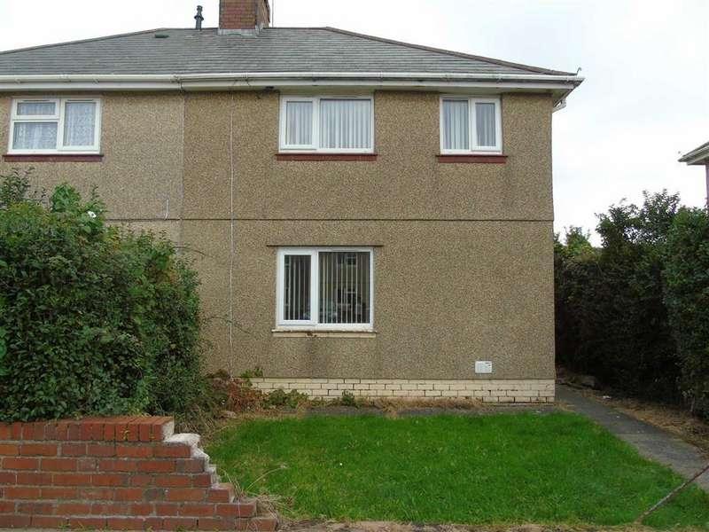 3 Bedrooms Semi Detached House for sale in Heol Ffynnon, Penyfan, Llanelli