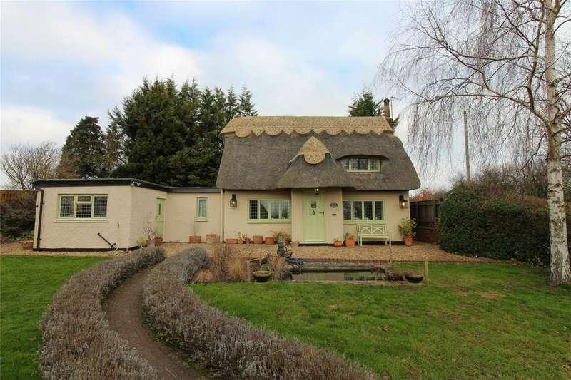 2 Bedrooms Cottage House for sale in Plummers Lane, Haynes, Bedford