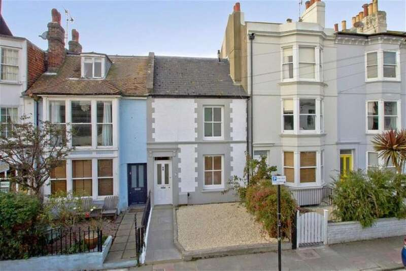 3 Bedrooms Terraced House for sale in Kensington Place, Brighton
