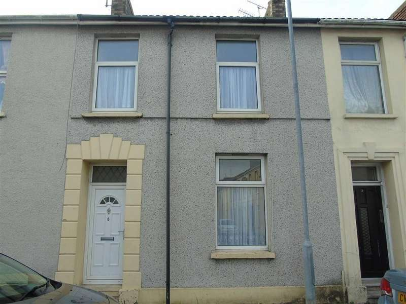 4 Bedrooms Terraced House for sale in Marsh Street, Llanelli