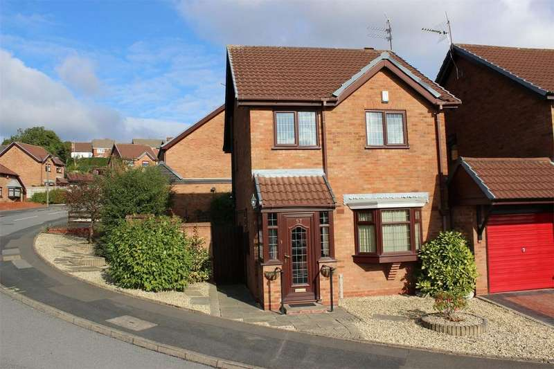 3 Bedrooms Detached House for sale in Higgs Field Crescent, CRADLEY HEATH, West Midlands