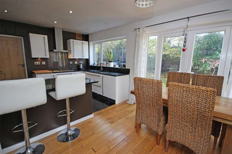 3 Bedrooms Detached House for sale in 59a Bromsgrove Road, Romsley, HALESOWEN, Worcestershire