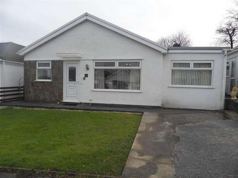 2 Bedrooms Detached Bungalow for sale in Talywern, Hendre Park, Llanelli